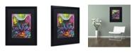 """Trademark Global Dean Russo '12' Matted Framed Art - 16"""" x 20"""" x 0.5"""""""