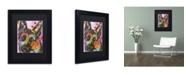 """Trademark Global Dean Russo '25' Matted Framed Art - 11"""" x 14"""" x 0.5"""""""