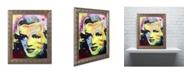 """Trademark Global Dean Russo 'Marilyn Monroe I' Ornate Framed Art - 14"""" x 11"""" x 0.5"""""""