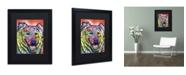 """Trademark Global Dean Russo 'Leo' Matted Framed Art - 16"""" x 20"""" x 0.5"""""""