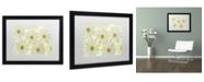 "Trademark Global Cora Niele 'Daisy Flowers' Matted Framed Art - 16"" x 20"" x 0.5"""
