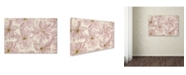 "Trademark Global Cora Niele 'Vintage Blossom' Canvas Art - 47"" x 30"" x 2"""
