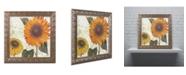 """Trademark Global Color Bakery 'Sundresses II' Ornate Framed Art - 16"""" x 0.5"""" x 16"""""""
