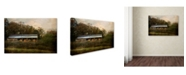"Trademark Global Jai Johnson 'A Barn For The Hay' Canvas Art - 47"" x 30"" x 2"""