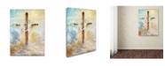"Trademark Global Jai Johnson 'Risen' Canvas Art - 24"" x 18"" x 2"""
