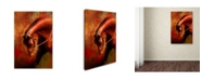 "Trademark Global Jai Johnson 'Around The First Turn' Canvas Art - 24"" x 16"" x 2"""