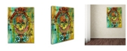 """Trademark Global Dean Russo 'Please Recycle' Canvas Art - 19"""" x 14"""" x 2"""""""