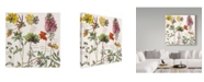 "Trademark Global Color Bakery 'Ambrosia 5' Canvas Art - 14"" x 14"" x 2"""