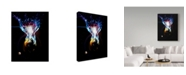 "Trademark Global Dana Brett Munach 'Changing Planet' Canvas Art - 24"" x 18"" x 2"""