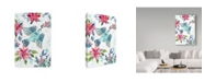 "Trademark Global Irina Trzaskos Studio 'Christmas Joy 3' Canvas Art - 24"" x 16"" x 2"""