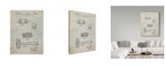 "Trademark Innovations Cole Borders 'Gavel' Canvas Art - 47"" x 35"" x 2"""