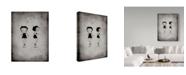 "Trademark Innovations Cole Borders 'Betty Boop' Canvas Art - 32"" x 24"" x 2"""