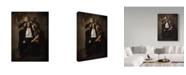 "Trademark Global Igor Voloshin 'Dorian' Canvas Art - 18"" x 2"" x 24"""