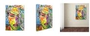 "Trademark Global Dean Russo 'Wind Swept' Canvas Art - 18"" x 24"" x 2"""