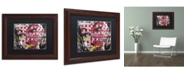 "Trademark Global Dan Monteavaro 'If You Can' Matted Framed Art - 14"" x 11"" x 0.5"""