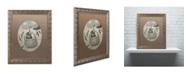 "Trademark Global J Hovenstine Studios 'Mice Series #2' Ornate Framed Art - 20"" x 16"" x 0.5"""