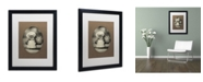 "Trademark Global J Hovenstine Studios 'Mice Series #6'' Matted Framed Art - 16"" x 20"" x 0.5"""