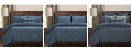 PoloGear Camelhair Stonewash 6 Piece King Luxury Duvet Set