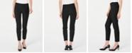 Alfani Petite Seamed Skinny Pants, Created for Macy's
