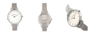 Simplify Quartz The 5800 Silver Alloy Watch 38mm