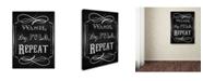 "Trademark Global Tina Lavoie 'Wash Dry' Canvas Art - 47"" x 35"" x 2"""