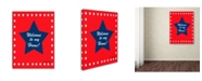 "Trademark Global Tammy Kushnir 'Welcome to My Home' Canvas Art - 47"" x 35"" x 2"""