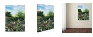 "Trademark Global Susan Rios 'Spring Planting' Canvas Art - 32"" x 24"" x 2"""