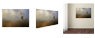 "Trademark Global Jai Johnson 'The Big World' Canvas Art - 47"" x 30"" x 2"""