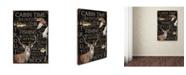 "Trademark Global Jean Plout 'Wilderness Lodge 24' Canvas Art - 24"" x 16"" x 2"""
