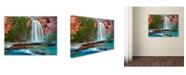 "Trademark Global Mike Jones Photo 'Havasu Horizontal' Canvas Art - 24"" x 18"" x 2"""