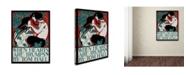 "Trademark Global Vintage Lavoie 'Books 2' Canvas Art - 19"" x 14"" x 2"""
