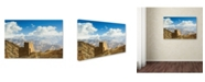 """Trademark Global Robert Harding Picture Library 'Cloudy Sky' Canvas Art - 47"""" x 30"""" x 2"""""""