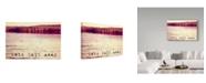 "Trademark Global Vintage Skies 'Sail Away' Canvas Art - 24"" x 16"" x 2"""