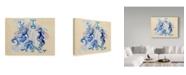 "Trademark Global Josh Byer 'Shoe on the Dance Floor' Canvas Art - 47"" x 35"" x 2"""