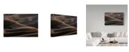 "Trademark Global Mohammadreza Momeni 'Walk After Raining' Canvas Art - 19"" x 2"" x 12"""