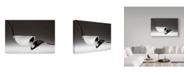 """Trademark Global Wieteke De Kogel 'Big Brother Is Watching You' Canvas Art - 32"""" x 2"""" x 22"""""""