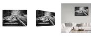 "Trademark Global Tatyana Tomsickova 'Brothers Love' Canvas Art - 32"" x 2"" x 22"""