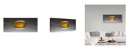 "Trademark Global Wieteke De Kogel 'Spooned Potato' Canvas Art - 24"" x 10"" x 2"""