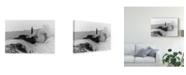 "Trademark Global Jesus Concepcion 'Ripple' Canvas Art - 47"" x 2"" x 30"""