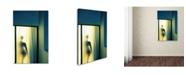 "Trademark Global David Jordan Williams 'Wendy Ojai' Canvas Art - 32"" x 22"" x 2"""
