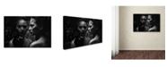 "Trademark Global Rudolf Wungkana 'Muse' Canvas Art - 19"" x 12"" x 2"""