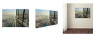 "Trademark Global Izidor Gasperlin 'At The Top' Canvas Art - 19"" x 12"" x 2"""