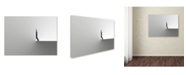 "Trademark Global Natalia Baras 'Hidden' Canvas Art - 24"" x 18"" x 2"""