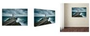 "Trademark Global Denis 'Resistance' Canvas Art - 32"" x 22"" x 2"""