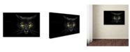 "Trademark Global Davorin Baloh 'Monster Kill' Canvas Art - 19"" x 12"" x 2"""