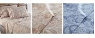 Southshore Fine Linens Boho Paisley 4-piece Sheet Set