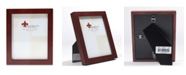 """Lawrence Frames Walnut Wood Picture Frame - Gallery Collection - 4"""" x 5"""""""