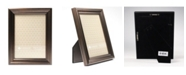 """Lawrence Frames Classic Detailed Oil Rubbed Bronze Picture Frame - 5"""" x 7"""""""