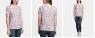 DKNY Sequin Short-Sleeve T-Shirt