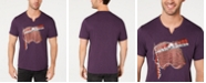 INC International Concepts INC Men's Abstract Leopard Graphic T-Shirt, Created for Macy's
